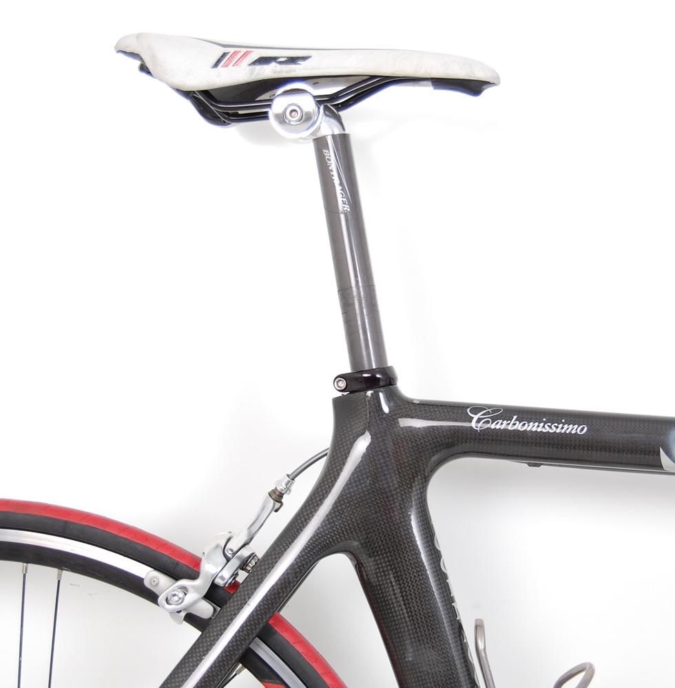 Colnago Carbon Road Bicycle Shimano Ultegra Race Bike Bontrager Wheels