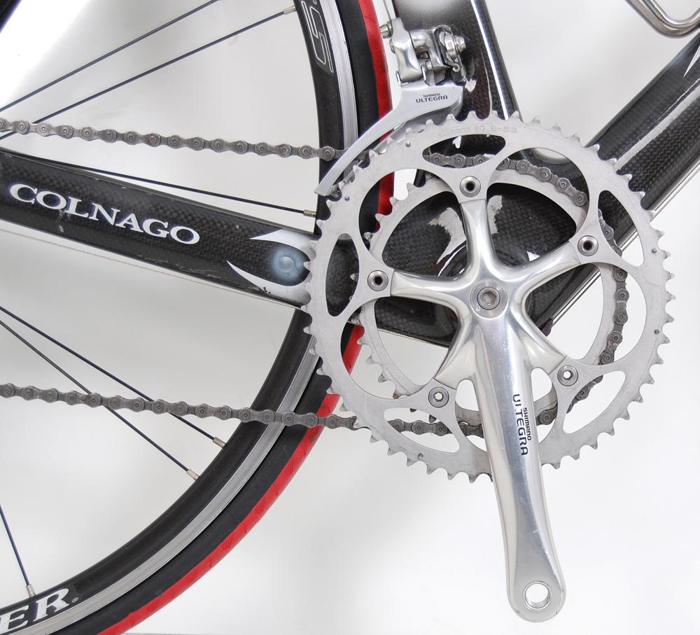 Bicycle Shimano Ultegra Race Bike Bontrager Wheels 700c 54cm