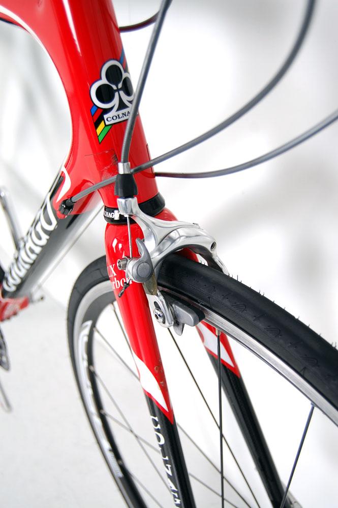 Colnago Carbon Road Bike Shimano Ultegra Race Bicycle FSA TT Tri