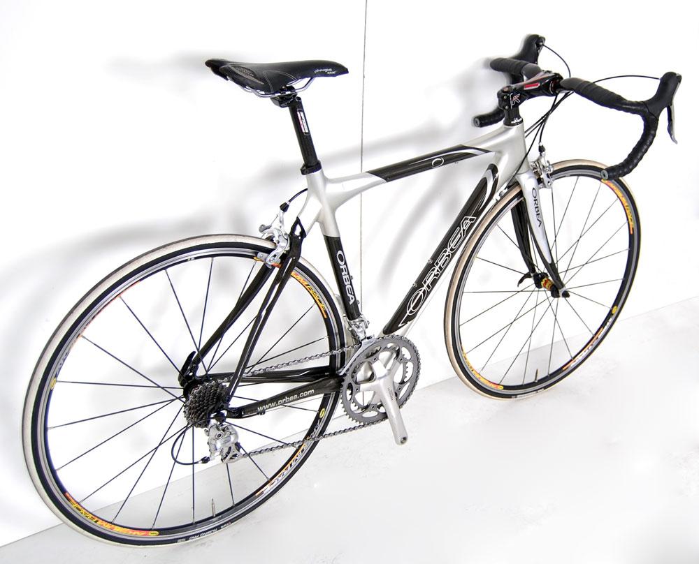 Road Bike Shimano Ultegra Bicycle Mavic Wheels FSA K Wing 54