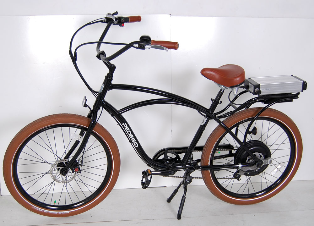 Pedego Electric Bike Motorized Bicycle Classic Comfort
