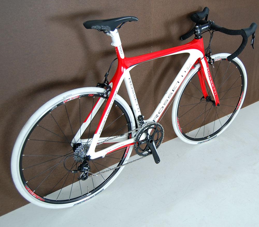 Full Carbon Road Bike Rossetti SRAM FSA Bicycle Race TT