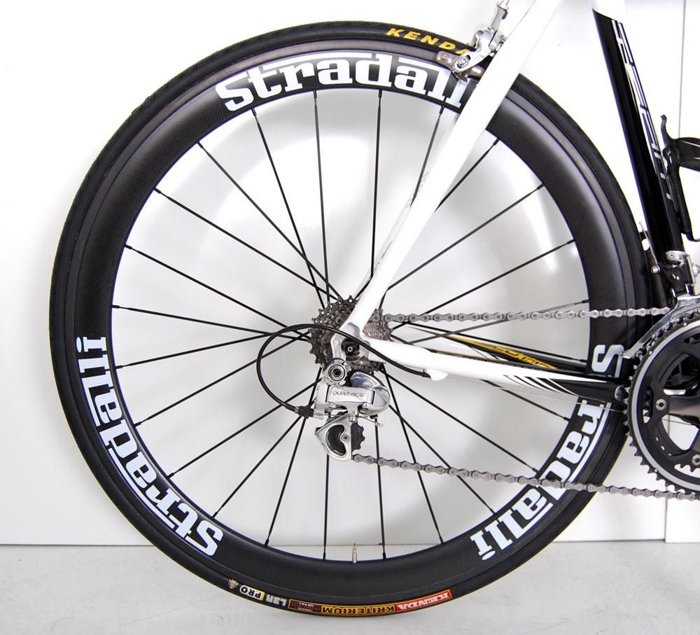 Scott CR1 Team Carbon Road Bike Shimano Dura Ace 58 Cm