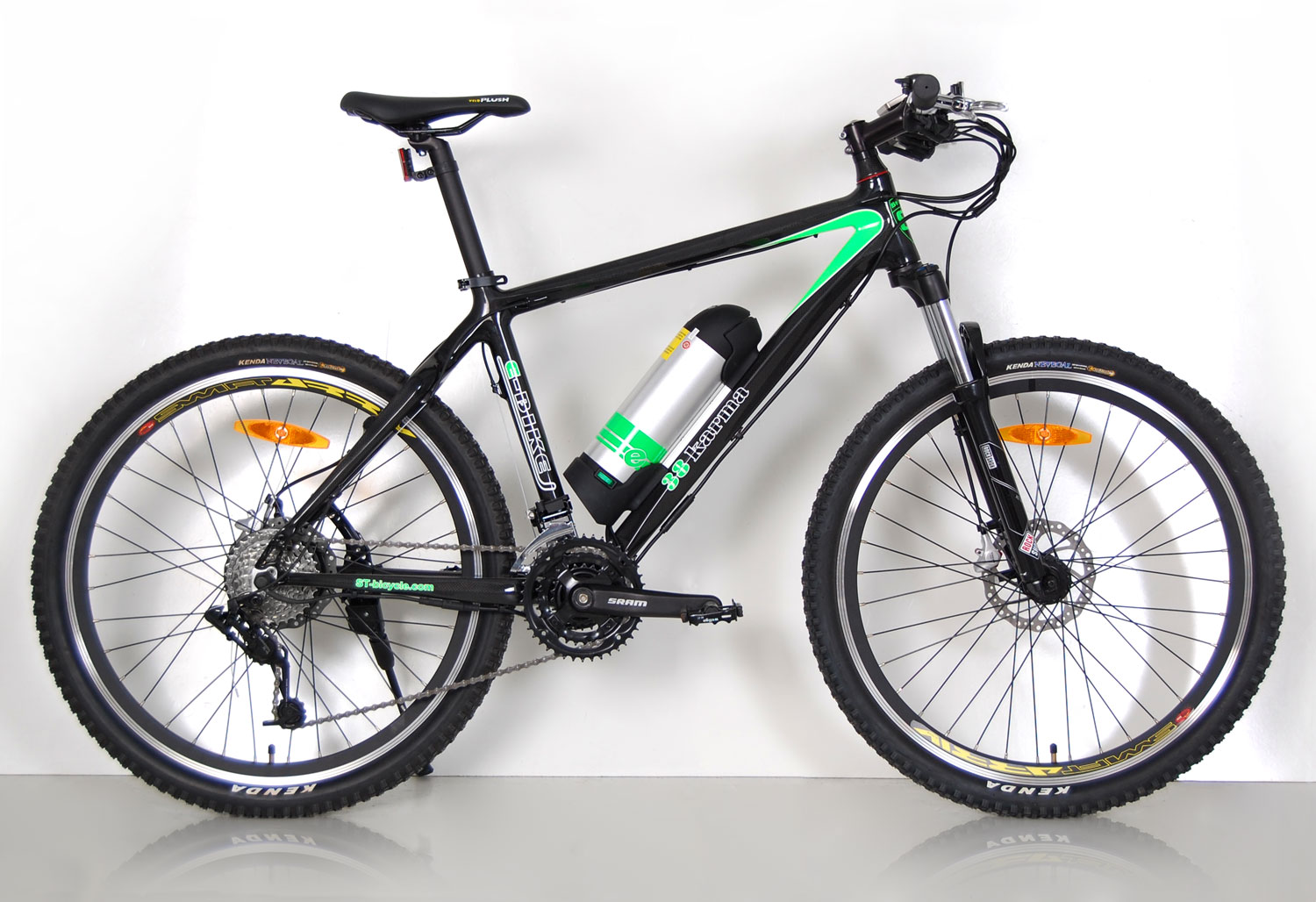 electric bicycle karma38 carbon mountain bike pedal assist. Black Bedroom Furniture Sets. Home Design Ideas