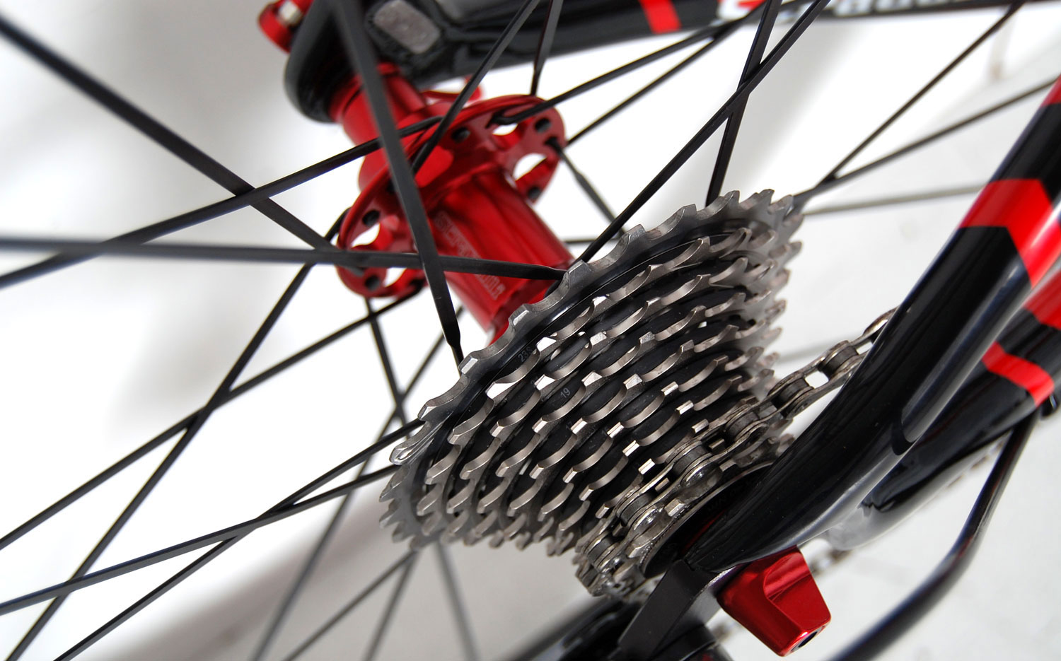 New SRAM Red Full Carbon Road Race Bicycle Wheels BB30 LG