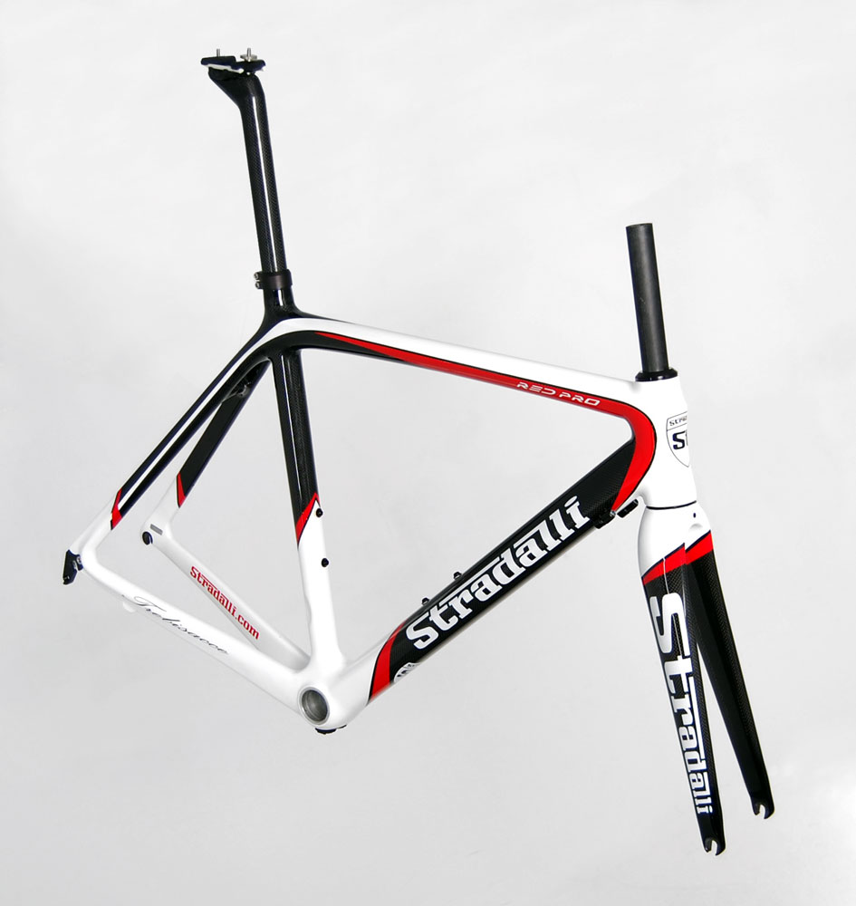 Details about STRADALLI SRAM RED PRO CARBON ROAD BIKE BICYCLE 50 cm