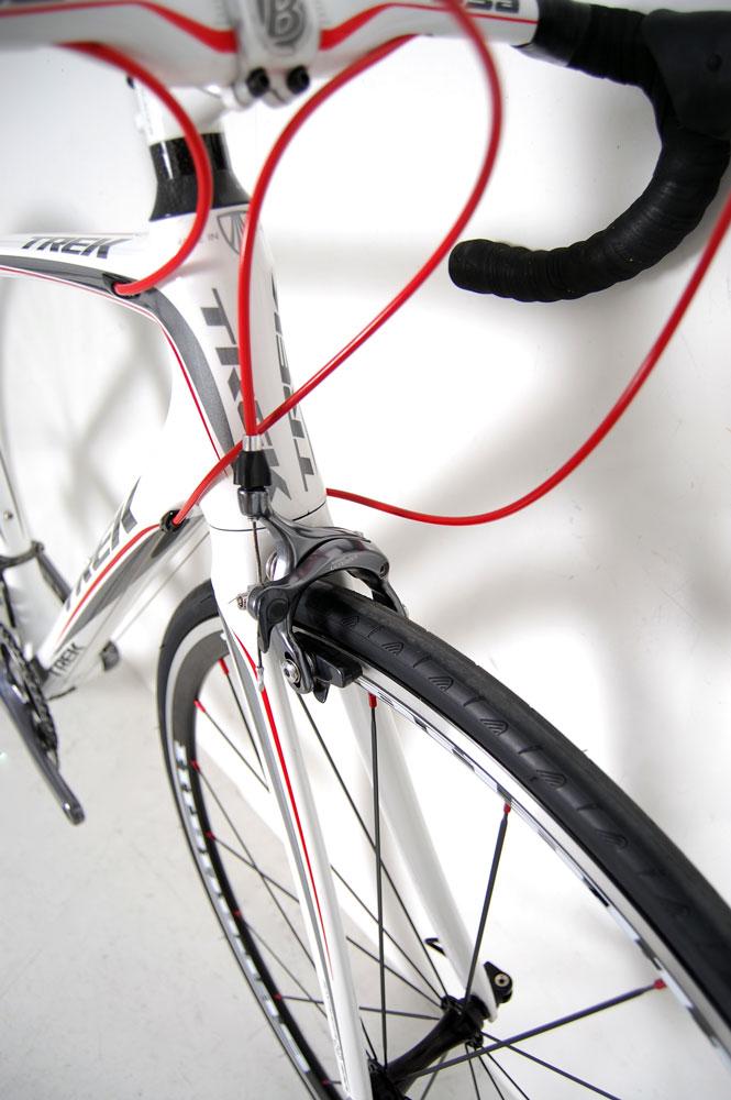 2009 TREK MADONE 5.2 FULL CARBON ROAD BIKE RACE BICYCLE SHIMANO