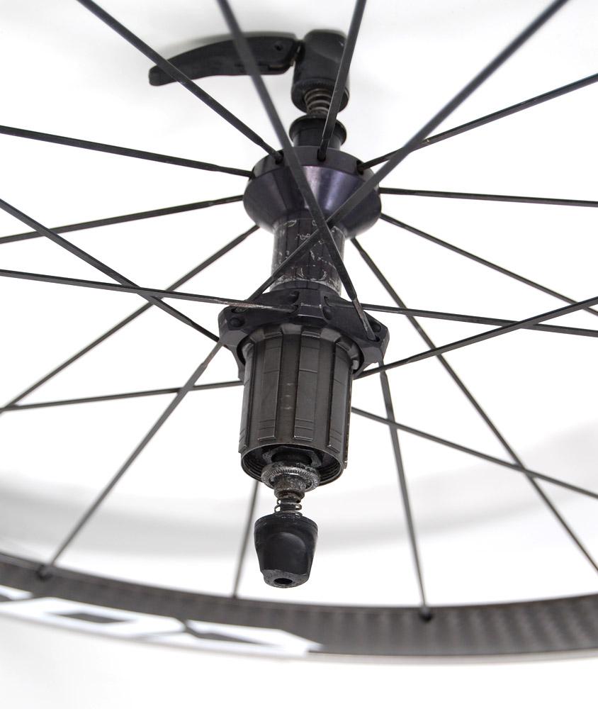 Mavic cosmic carbone sl road bicycle wheelset carbon aero race bike