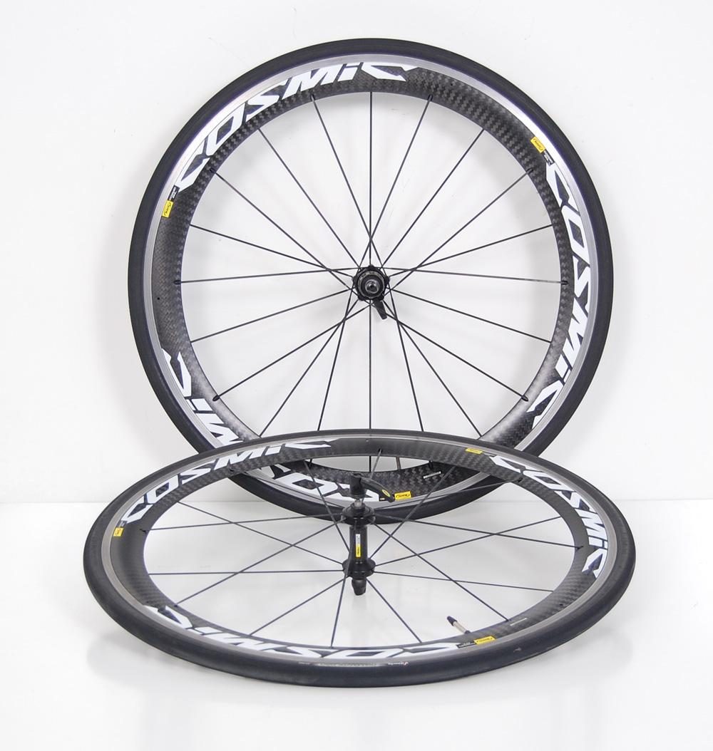 Carbone SL Clincher Wheelset Road Bike Wheels 700c TT Tri Aero